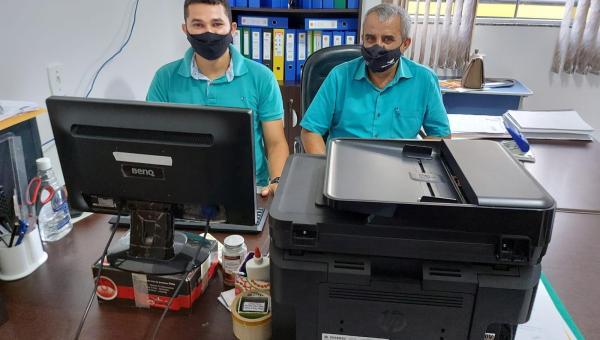 Prefeitura de Tupiratins entrega Relatório de ICMS Ecológico junto ao NATURATINS